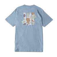 Undefeated Duck Camo Icon T-Shirt Blue