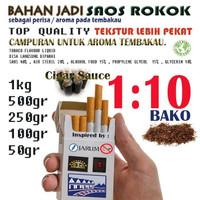 Saos Rokok Perisa Saus Roko Tembakau Bako Flavor Tobacco Flavour 1kg