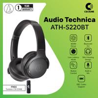 Audio Technica ATH-S220BT Over Ear Wireless Headphone