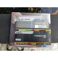 Gskill TridentZ 16GB (2x8GB) DDR4 3200MHZ RGB Memory Ram Dual Channel