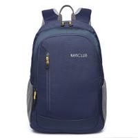 Navy Club Tas Ransel Kasual GFC - Ransel Pria Wanita-Backpack Daypack - Biru