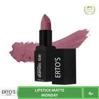Ertos Lipstik Matte Dramatic Stay Monday 4 gr