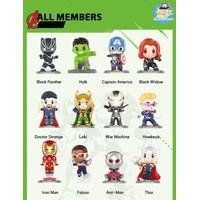 POP MART X Marvel Avengers