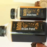 madu murni hitam pahit 570 ml
