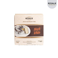 Rosalie Black and White Cheese