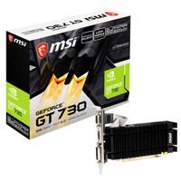 MSI GEFORCE GT 730 2GB DDR3