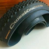 Ban MTB Continental CrossKing 27.5x2.0 kevlar Tubeless ready