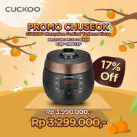 Cuckoo All in One Cooker CRP-R0612F