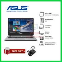 Laptop Asus A407MA Fingerprint intel N4000 4/1TB slim