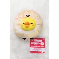 Ichiban Kuji Rilakkuma Bakery Kiiroitori Melon Pan Plush Doll