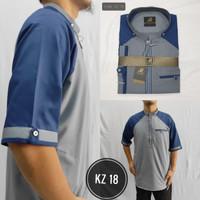 Kurta / Kemko Rabbani Baju Kemeja Koko Alraz Pria - Pakistan Premium