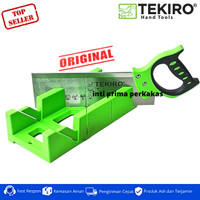 Tekiro Gergaji Figura 12 12 inch gergaji pigura mitre box back saw