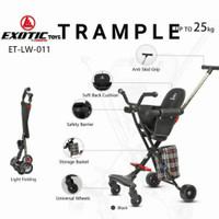Magic Stroller Exotic LW 011 Kereta Dorong