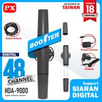Antena Tv Indoor Outdoor Digital PX HDA 9000