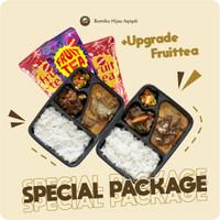 Paket Spesial Aqiqah Anak murah Bumiku Hijau 40 porsi
