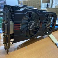 ASUS Nvidia Geforce GTX 750TI / 750 Ti 2GB OC DDR5 128-BIT BEKAS