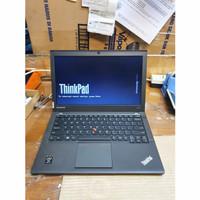 LAPTOP LENOVO THINKPAD X240-CORE i5 GEN 4-RAM 8GB-HDD 500GB-MULUS