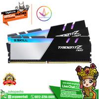 RAM Gskill TridentZ NEO RGB 32GB (2X16GB) 3200Mhz CL16