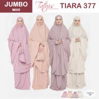 TATUIS - Mukena Tiara 377 | mukena maxi | mukena jumbo | mukena rayon