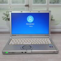 LAPTOP PANASONIC CORE I5 GEN3   RAM DDR3 4GB   HDD 320GB   WEBCAME