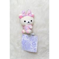 Ichiban Kuji Rilakkuma Popcorn Galaxxxy Prize D Korilakkuma Plush Doll