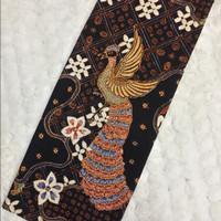 Batik Tulis Asli POLA KEMEJA Bahan Katun Motif Merak Beksan