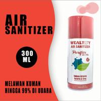 WEALTHY AIR Sanitizer - 150 ml