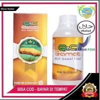 Qnc jelly Gamat originall Obat herbal Infeksi Lambung -Jantung bocor