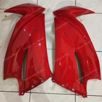 Fairing Atas Merah 1 Set Ninja RR New Merah 21F Original Kawasaki KGP