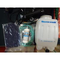 Setrika Uap Listrik Silver Star ES-300 EUNSUNG KOREA untuk Laundry