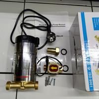 pompa pendorong booster 15G10 otomatis ori maxpump shower water heater