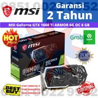 VGA MSI Geforce GTX 1660 Ti 1660ti Armor OC 6GB DDR6