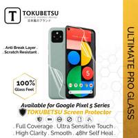 Tokubetsu Google Pixel 5A 5G Anti Gores Hydrogel - Screen Protector