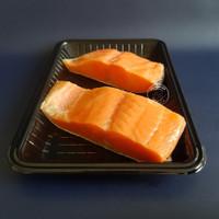 PROMO DISCOUNT SALE MEATBANK NORWEGIAN SALMON FILLET prime non sashimi