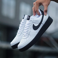 nike air force 1 warna white black sepatu pria indonesia