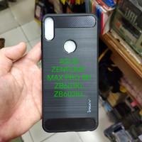 Silikon karet hitam capdase asus zenfone max pro m1 zb601KL zb602KL