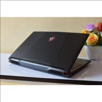Laptop MSI GL 63 8RE GTX 1060 6GB HHD 1 TB SSD 255 GB Ram 16GB Core i7