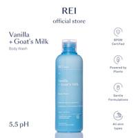 REI Skin Vanilla and Goat's Milk Body Wash