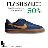 FLASH SALE!!! Sepatu NIKE KILLSHOT XJCREW NAVY BROWN ORIGINAL - 40