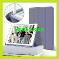 Smart case iPad Air 1 Air 2 Pro Gen 5 Gen 6 9.7 Silikon + Slot Pensil