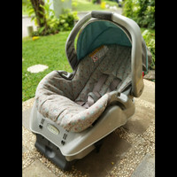 PRELOVED CAR SEAT GRACO FOR INFANT