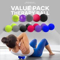 Therapy Ball / Massage Ball Value Pack Svarga | Yoga Ball