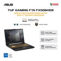 ASUS TUF F15 FX506HEB-I7R5B6G-O Intel Core i7/ RTX 3050Ti/16GB/512GB