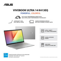 FREE OFFICE!ASUS K413EQ-EB551TS (i5gen11/8GB/512GB/MX350/W10) -SILVER