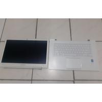 Laptop bahan Samsung Ativ NT910S5J Core i5 gen4