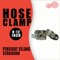 Hose Clamp Parts WEALTHY [8-12 mm]