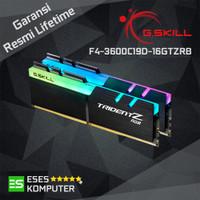 RAM Gskill DDR4 TridentZ RGB PC28800 16GB (2x8GB) 3600MHz