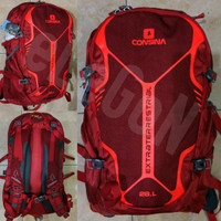Tas Backpack Ransel Daypack Consina Extraterrestrial 28L Red Free