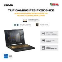 ASUS TUF F15 FX506HCB-I735B6G-O Intel Core i7 11800H-RTX 3050-8GB-512
