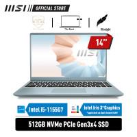 MSI Modern 14 B11MOU [9S7-14D312-683] i5-1155G7 8GB 512GB 14 FHD W10